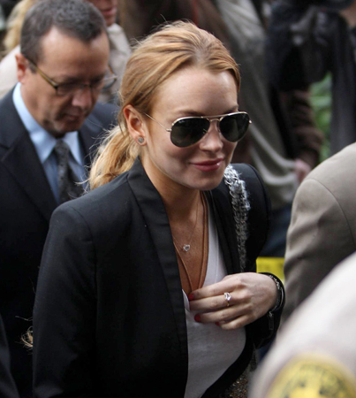 Expert: Lindsay Lohan Should Rehab for 6 Months