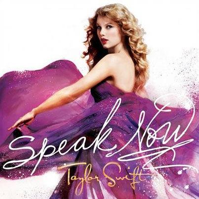 Taylor Swift's 'Speak Now': Full Album Preview!