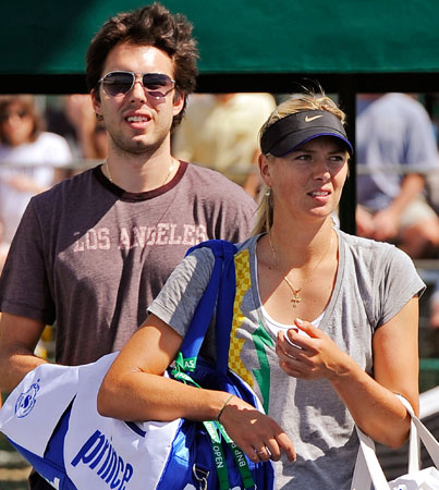 Maria Sharapova Is Engaged!