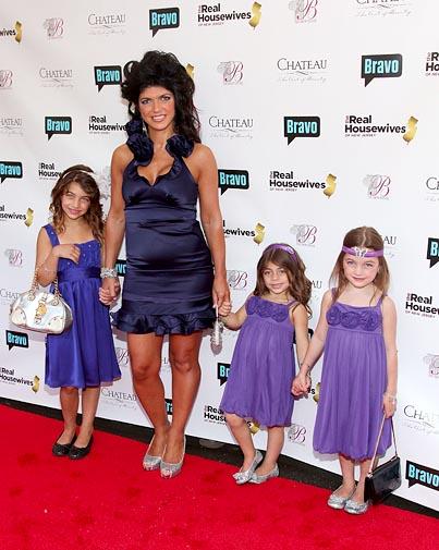 Teresa Giudice To Design Children's Clothing Line