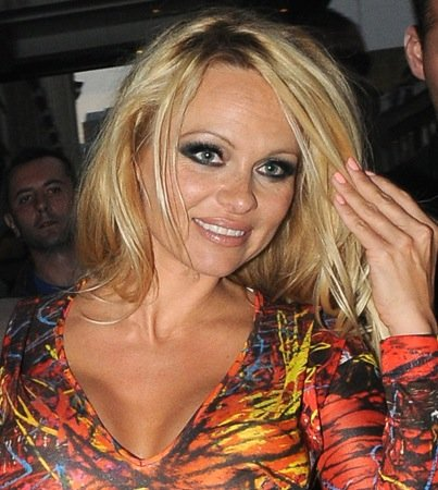 Pamela Anderson Scores Another 'Playboy' Cover