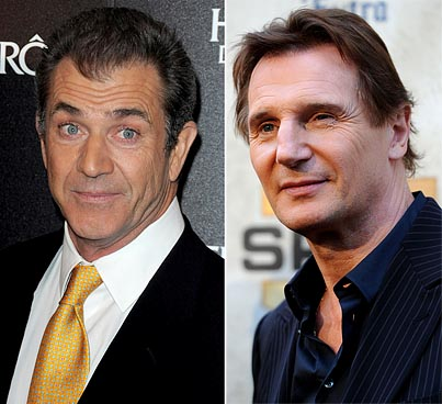 Liam Neeson Replaces Mel Gibson in 'Hangover 2′