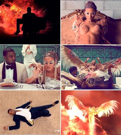 Kanye West Premieres 'Runaway' Movie (VIDEO)