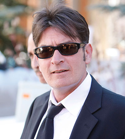 Charlie Sheen Hospitalized After 'Allergic Reaction' to Meds