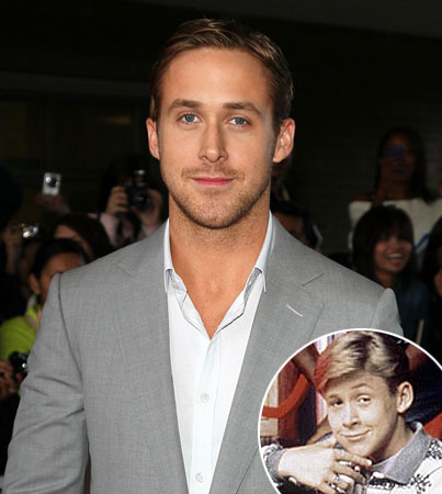 Ryan Gosling: Mickey Mouse Club Was 'Depressing'