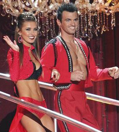 Audrina Patridge Sent Packing on 'Dancing' (VIDEO)