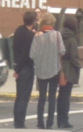 Taylor Swift & Jake Gyllenhaal's Brooklyn Date (PHOTOS)