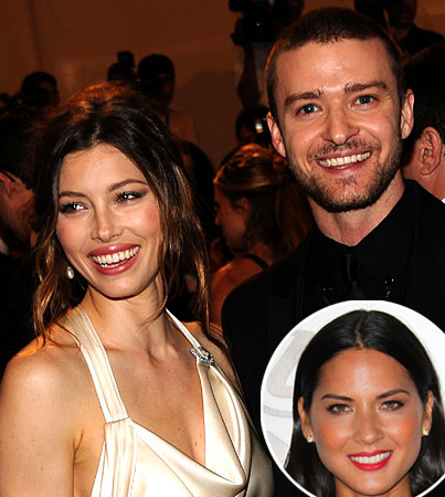 Rumor Mill: Justin Timberlake Cheated on Jessica Biel?