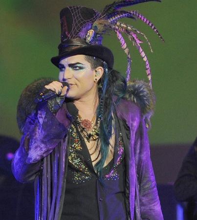 Adam Lambert Confirms Acoustic Album