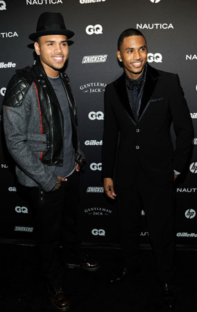 Guys Night Out at GQ's Gentlemen's Ball (PHOTOS)