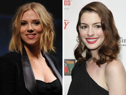 Scarlett Johansson, Anne Hathaway to Host 'SNL'