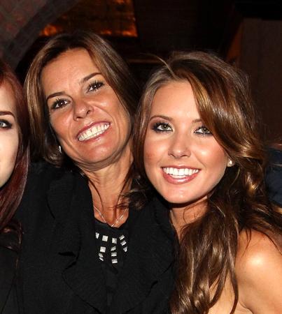 Audrina Patridge's Mom Becomes a Viral Wonder