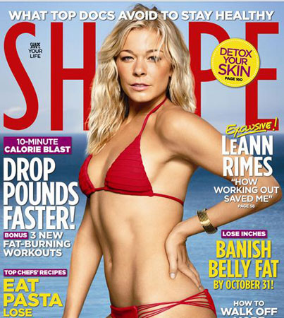"Shape Calls LeAnn Rimes Cover ""Terrible Mistake"""
