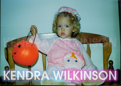 Kendra Wilkinson Loves Halloween
