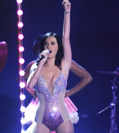 Katy Perry Says She's a 'Freak in the Bed'