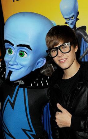 The Weekend in Bieber: 'Megamind' Premiere & Halloween Book Signing
