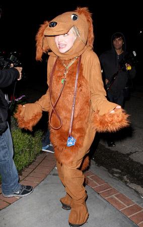 Amanda Seyfried Pups Up Halloween (PHOTOS)