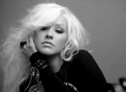 Christina Aguilera's Super-Hot 'InStyle' Shoot (VIDEO)