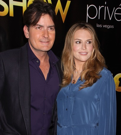 Charlie Sheen and Brooke Mueller File for Divorce