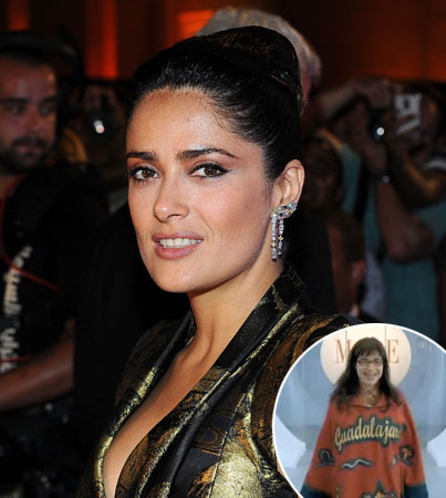 Has Salma Hayek Found the New 'Ugly Betty'?