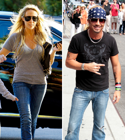 Rumor Mill: Tish Cyrus Had Affair With Bret Michaels?
