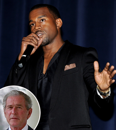 Kanye West Understands George W. Bush Now