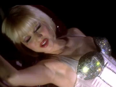Christina Aguilera Strips Down for New 'Burlesque' Clip (VIDEO)