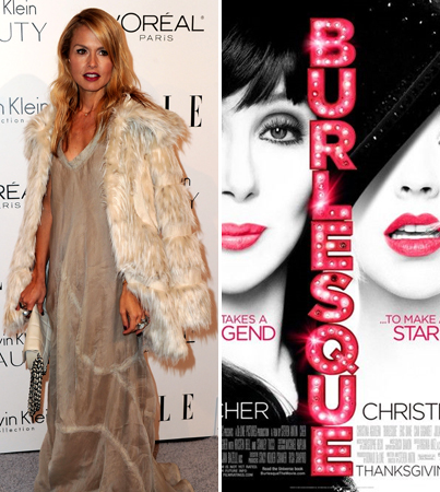 Rachel Zoe Shows You How to 'Burlesque' Your Look
