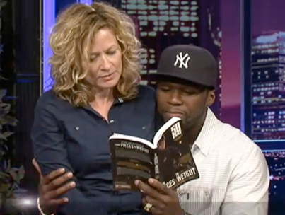 50 Cent Autobiography Analyzed on 'Chelsea Lately'-photo