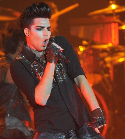 Adam Lambert Spills on His Disappointing, Um, First Time