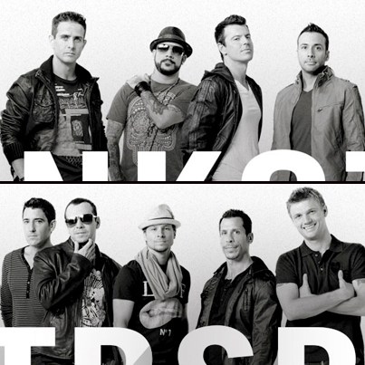 NKOTB and Backstreet Boys Announce Tour Dates