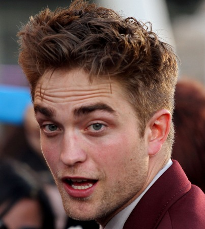Report: Robert Pattinson Turns Down Burberry Modeling Gig