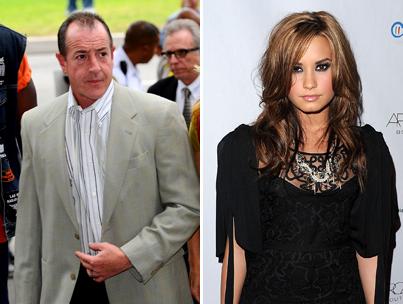Michael Lohan Thinks Demi Lovato's Dad Should Shut His Mouth-photo