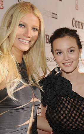 Leighton & Gwyneth Premiere 'Country Strong' (PHOTOS)