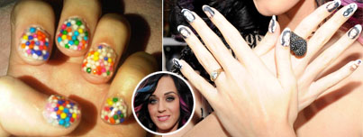 Katy Perry's Manicure Madness (POLL)