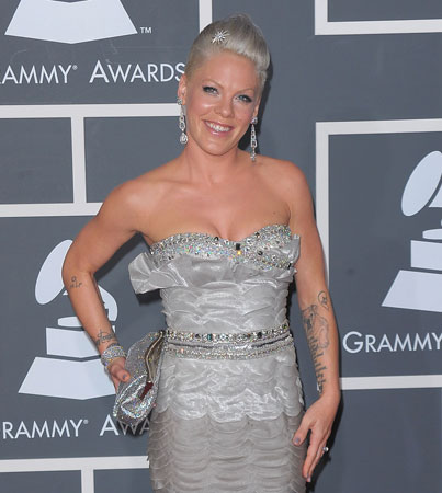 Report: P!nk is Pregnant