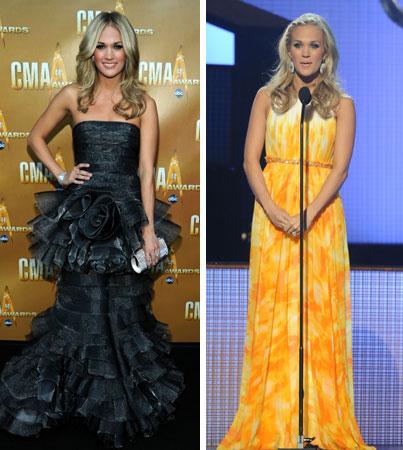 Choose Carrie Underwood's Best Dress (POLL)