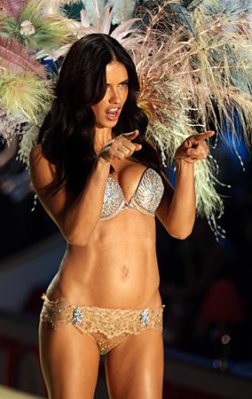 Victoria's Secret Fashion Show 2010 (PHOTOS)