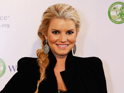 "Jessica Simpson ""Extremely Happy"" For Nick Lachey"