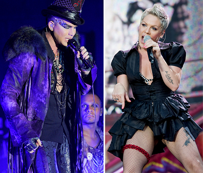 Adam Lambert vs. P!nk: Who Did 'Whataya Want From Me' Better? (MUSIC)-photo