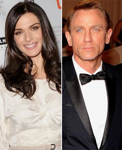 Daniel Craig and Rachel Weisz Affair Rumors Untrue, Source Says