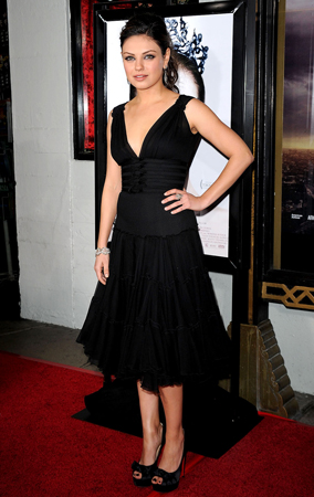 'Black Swan' Premieres in Hollywood (PHOTOS)