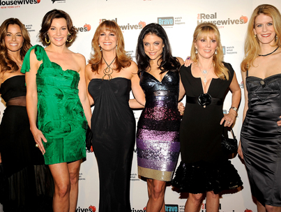 RHONY Taking After 'SATC' Gals