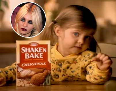 Vintage Taylor Momsen Footage (VIDEO)