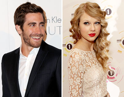Jake Gyllenhaal Rents Private Jet for Taylor Swift