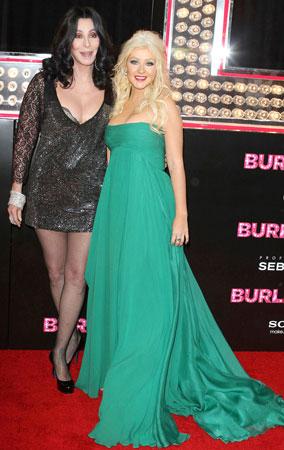 'Burlesque' Premieres in LA (PHOTOS)