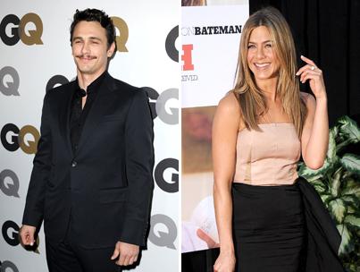 James Franco Interested in Dating Jennifer Aniston-photo