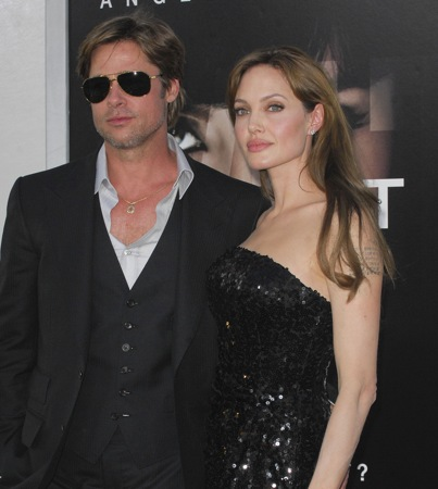Angelina Jolie to Kill Off Brad Pitt—on Camera!