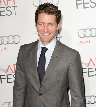 Matthew Morrison 'Doesn't Care' That We Think He's Sexy!