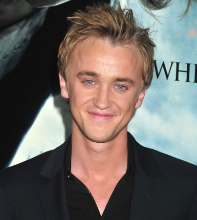 Tom Felton to Go Ape in Next Movie Role